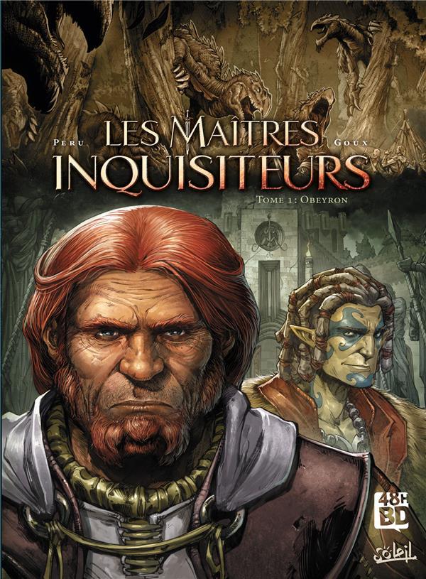 MAITRES INQUISITEURS T01 (48H