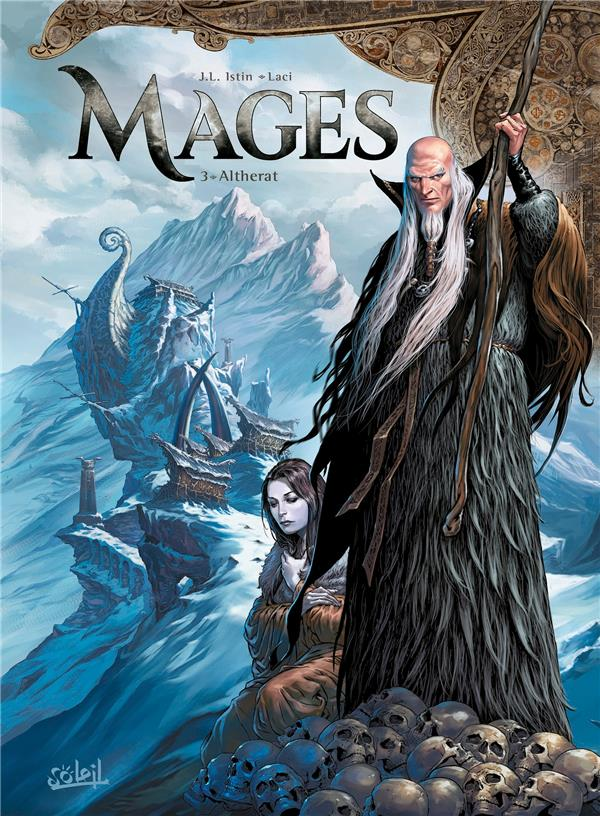 MAGES T03 - ALTHERAT ISTIN/LACI Soleil Productions