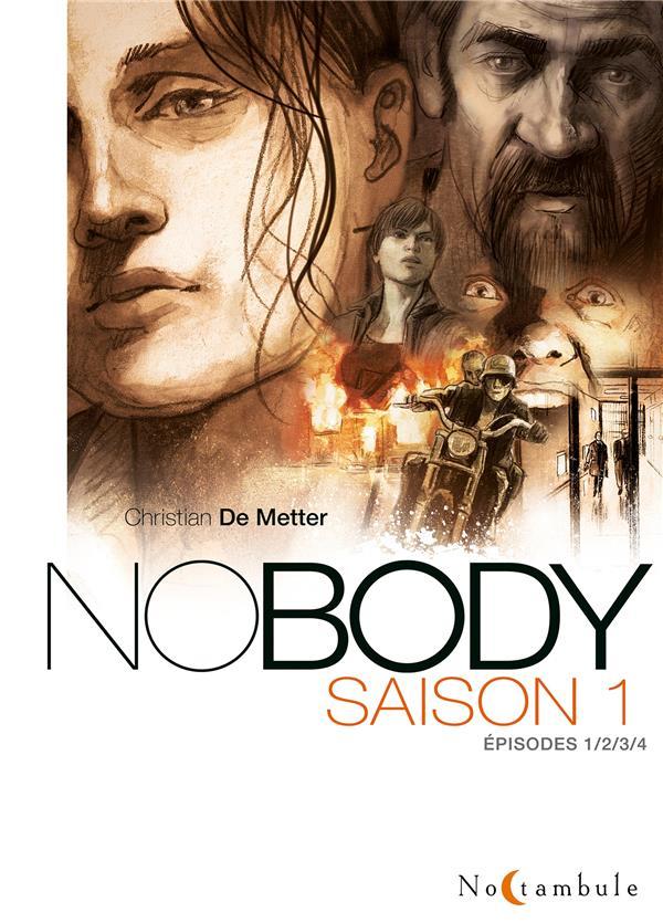 NOBODY - INTEGRALE SAISON 1  DE METTER, CHRISTIAN Soleil Productions