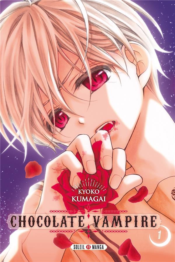 CHOCOLATE VAMPIRE T.1 KUMAGAI KYOKO Soleil Productions