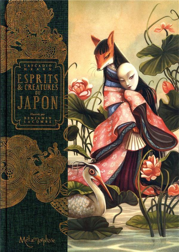 ESPRITS ET CREATURES DU JAPON