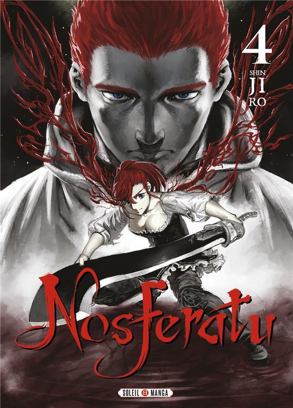 NOSFERATU T04 SHINJIRO Soleil Productions