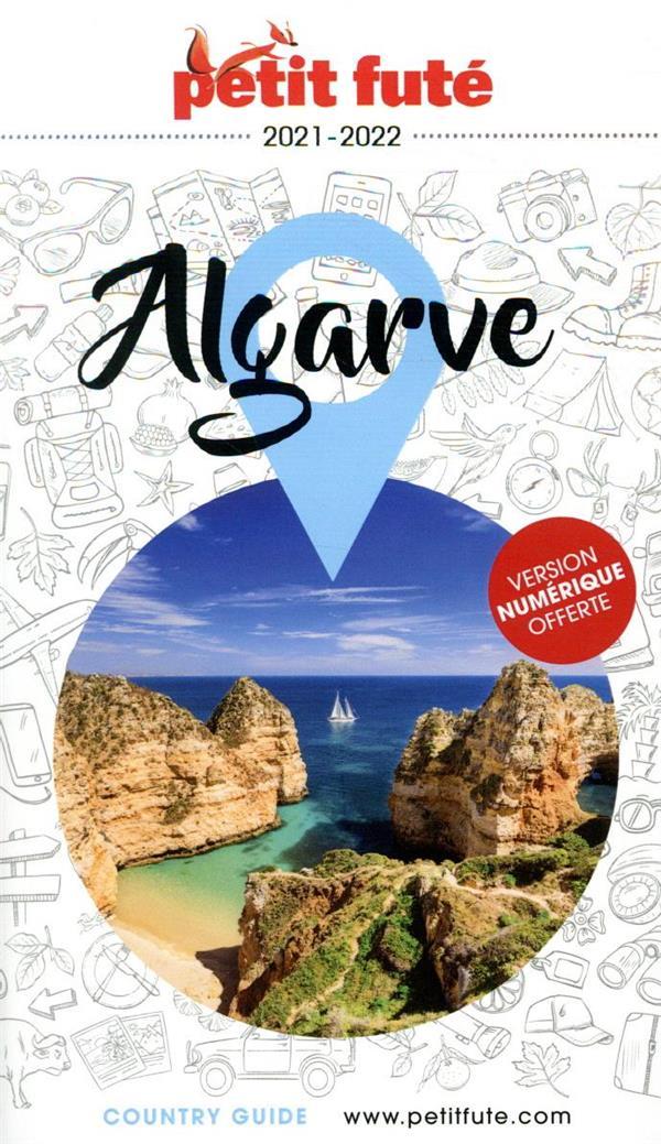GUIDE PETIT FUTE  -  COUNTRY GUIDE  -  ALGARVE (EDITION 20202021)
