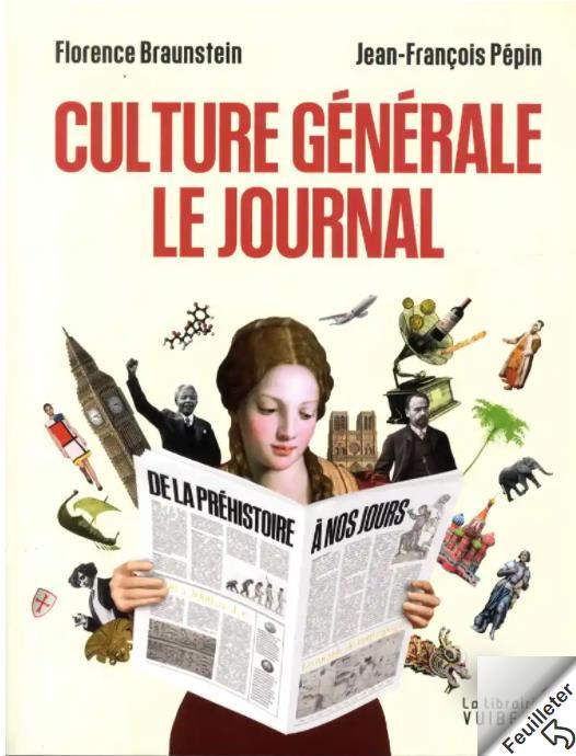 CULTURE GENERALE, LE JOURNAL