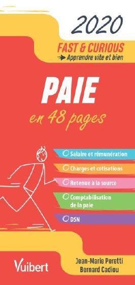 PAIE EN 48 PAGES FAST ET CURIOUS 2020