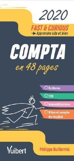 COMPTA EN 48 PAGES FAST ET CURIOUS 2020