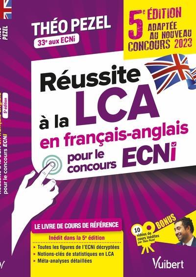 LE RENOUVEAU REUSSITE A LA LCA EN FRANCAIS-ANGLAIS POUR LE NOUVEAU CONCOURS PEZEL, THEO VUIBERT