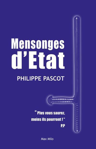 MENSONGES D'ETAT  MAX MILO