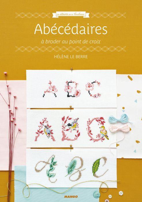ABECEDAIRES  -  A BRODER AU POINT DE CROIX