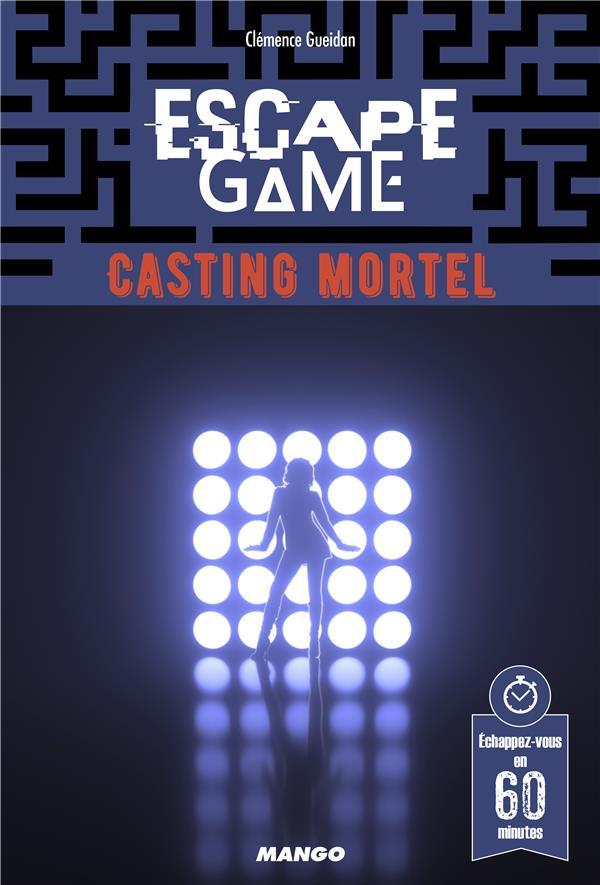 ESCAPE GAME : CASTING MORTEL XXX MANGO