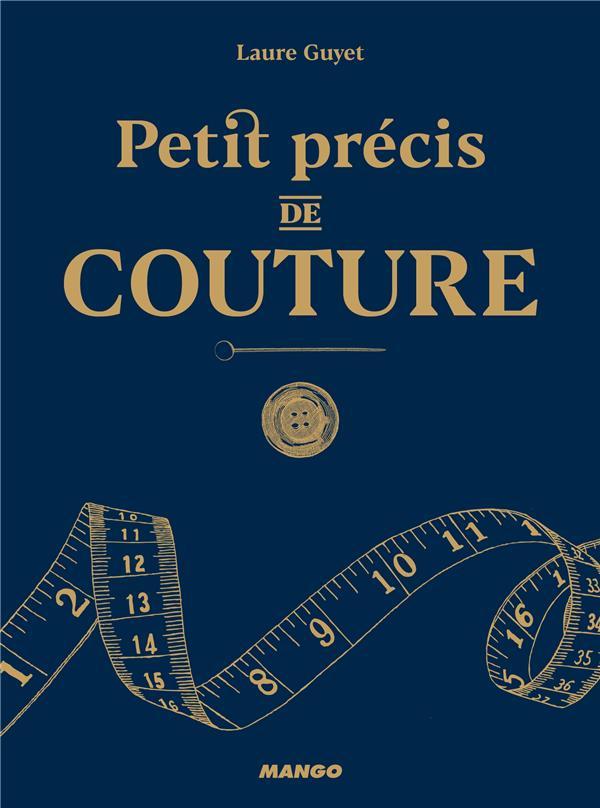 PETIT PRECIS DE COUTURE