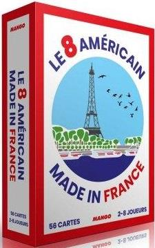 LE 8 AMERICAIN MADE IN FRANCE  KAISER, CLAUDE  NC