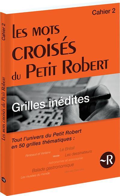 MOTS CROISES PETIT ROBERT T02   VOL02