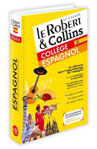 LE ROBERT & COLLINS COLLEGE ESPAGNOL  Le Robert