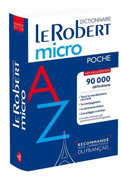 LE ROBERT MICRO POCHE - NOUVEL