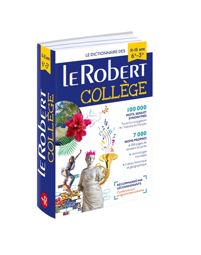 LE ROBERT COLLEGE - 6EME-3EME COLLECTIF LE ROBERT