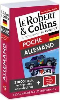 ROBERT & COLLINS POCHE ALLEMAND - NOUVELLE EDITION