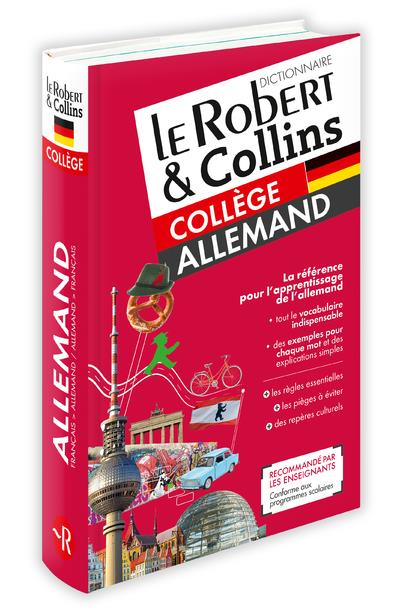 LE ROBERT & COLLINS COLLEGE ALLEMAND COLLECTIF LE ROBERT