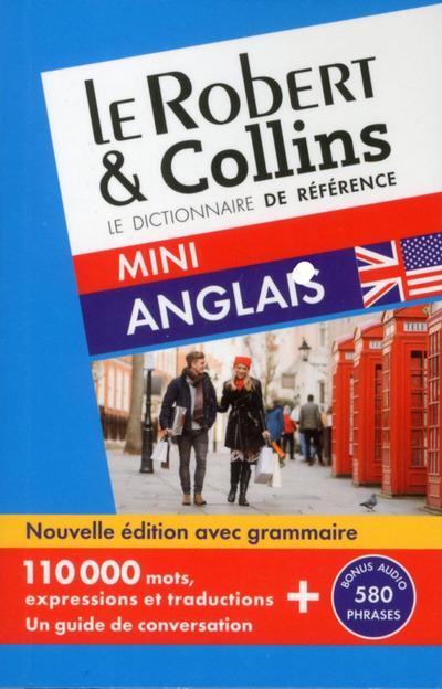 LE ROBERT & COLLINS MINI ANGLAIS NE  COLLECTIF LE ROBERT