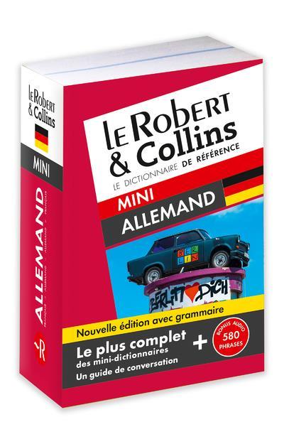 ROBERT & COLLINS MINI ALLEMAND NE COLLECTIF LE ROBERT