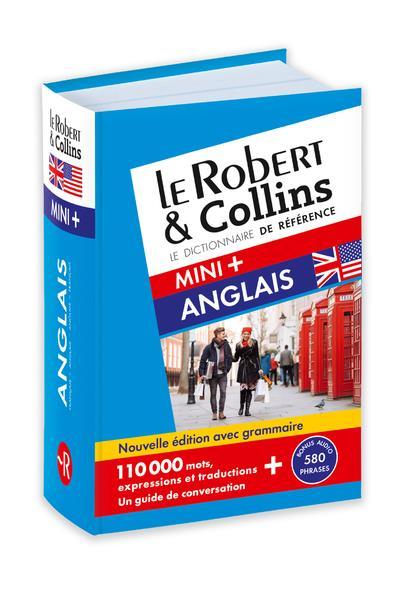 LE ROBERT & COLLINS MINI+ ANGLAIS NE COLLECTIF LE ROBERT