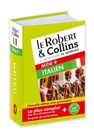 LE ROBERT et COLLINS  -  MINI +  -  ITALIEN