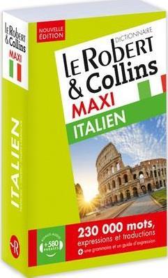 LE ROBERT & COLLINS MAXI ITALIEN COLLECTIF LE ROBERT