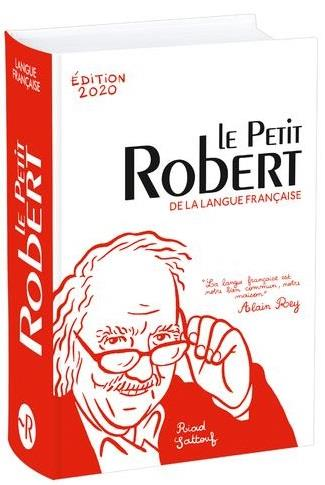 LE PETIT ROBERT DE LA LANGUE F COLLECTIF LE ROBERT