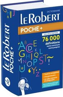 LE ROBERT DE POCHE PLUS COLLECTIF LE ROBERT
