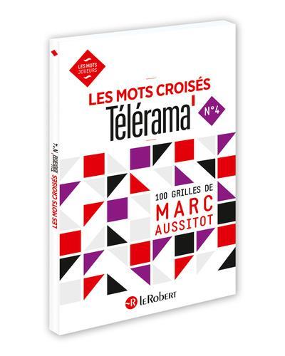 LES MOTS CROISES TELERAMA NUME AUSSITOT MARC LE ROBERT