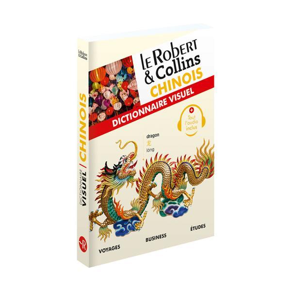 DICTIONNAIRE VISUEL FRANCAIS-CHINOIS COLLECTIF LE ROBERT