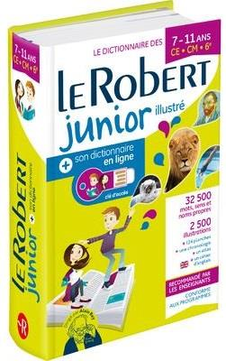 DICTIONNAIRE LE ROBERT JUNIOR ILLUSTRE ET SON DICTIONNAIRE EN LIGNE CHANTREAU-RAZUMIEV LE ROBERT