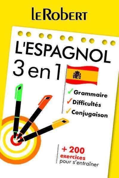 3 EN 1  -  L'ESPAGNOL