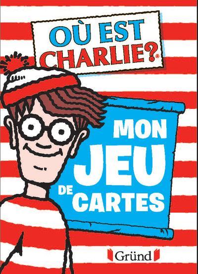 OU EST CHARLIE ? MON JEU DE CARTES