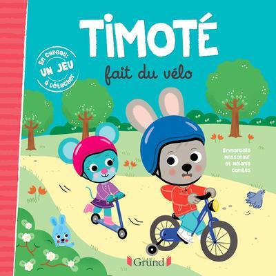 TIMOTE FAIT DU VELO  GRUND