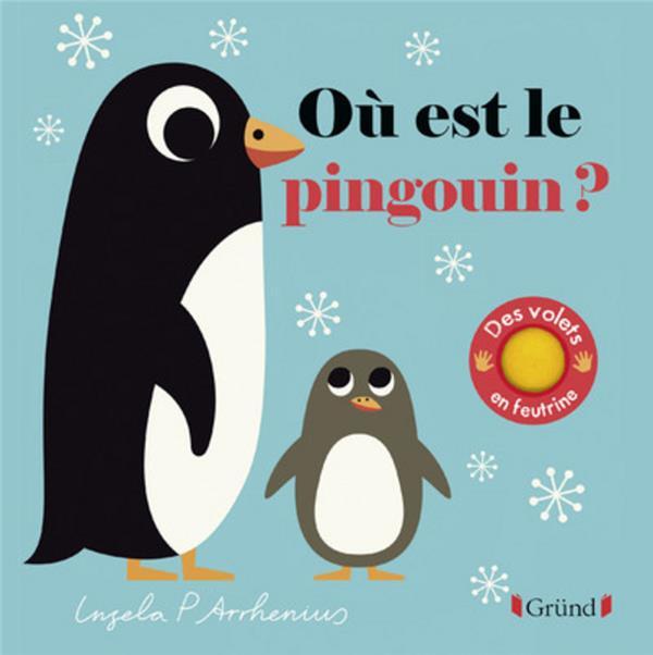 OU EST LE PINGOUIN ?  GRUND