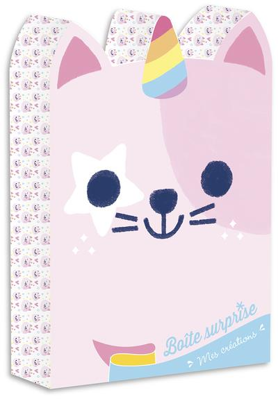 BOITE SURPRISE  -  CATICORN
