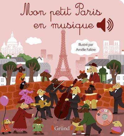 MON PETIT PARIS EN MUSIQUE COLLET/FALIERE GRUND