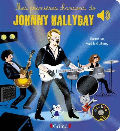 MES PREMIERES CHANSONS DE JOHNNY HALLYDAY