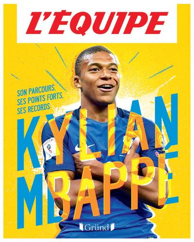 L'EQUIPE - KYLIAN MBAPPE GRALL/L-EQUIPE GRUND