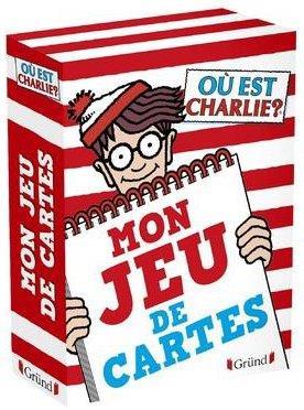 OU EST CHARLIE ?  -  MON JEU DE CARTES HANDFORD MARTIN NC