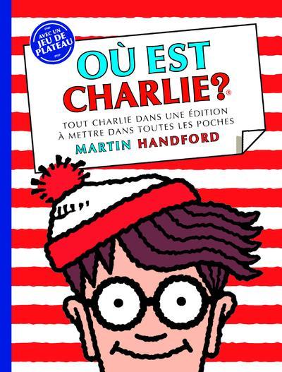 OU EST CHARLIE ? (EDITION 2020) HANDFORD MARTIN GRUND