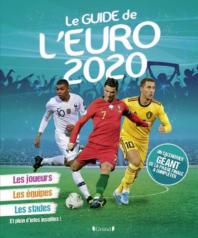 MON GUIDE DE L'EURO (EDITION 2020) GRALL MICKAEL GRUND
