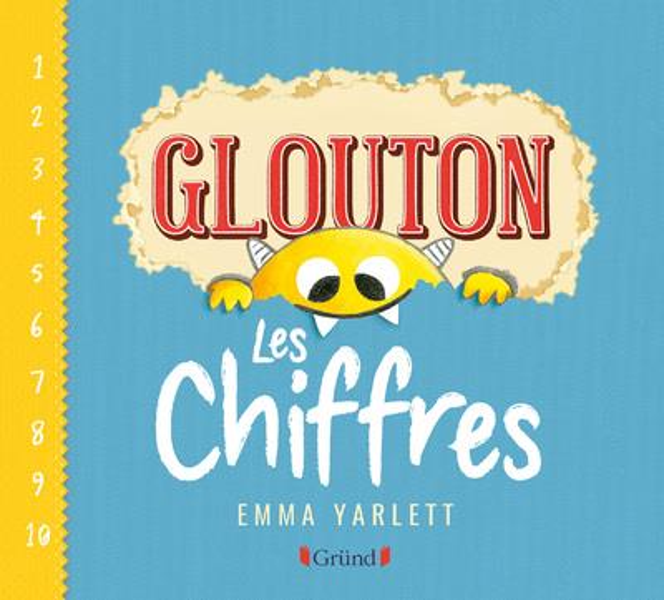 YARLETT, EMMA - GLOUTON  -  LES CHIFFRES