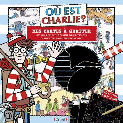 OU EST CHARLIE ?  -  MES CARTES A GRATTER HANDFORD, MARTIN NC