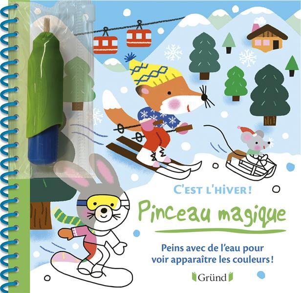 PINCEAU MAGIQUE - C-EST L-HIVE LUTHRINGER M. GRUND