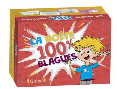 MA BOITE 100% BLAGUES MEYER/TURQUOIS NC