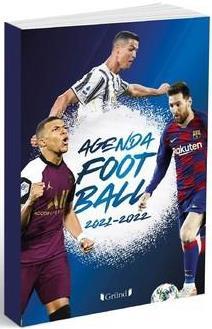 L'EQUIPE - AGENDA FOOTBALL 2021-2022
