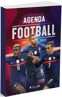 AGENDA FOOTBALL FRANCE (EDITION 20212022) COLLECTIF NC