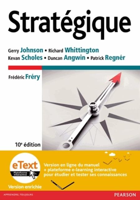 STRATEGIQUE 10E LIVRE + ETEXT